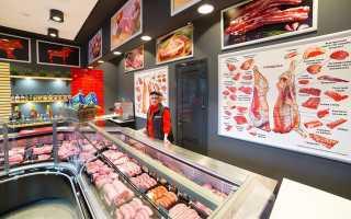 Открыть мясной магазин с нуля бизнес