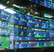 Валютно фондовая биржа