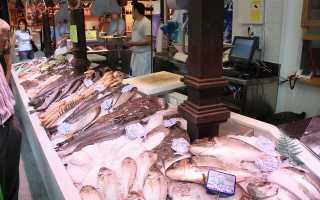 Наценка на рыбу в магазинах