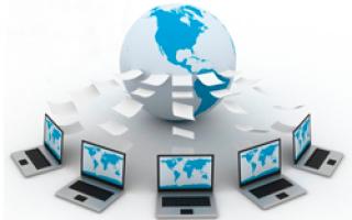 Разновидности сайтов в интернете