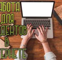 Заработок в интернете без вложений для студентов